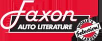 Faxon Auto Literature Logo