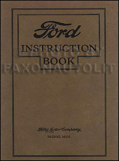 1927Fordrrm 1926 1927 ford model t wiring diagram manual reprint 1927 ford model t wiring diagram at mifinder.co