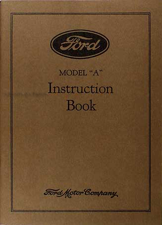 1928 1931 ford model a cowl lamps wiring diagram manual reprint 1928 ford model a aa reprint owner s manual 28 car pickup truck