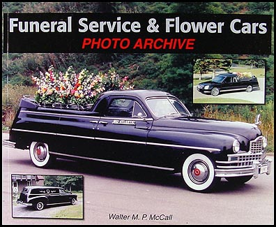1936 2006 Funeral Service Flower Cars Photo Archive