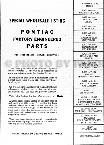 1948 pontiac parts submited images