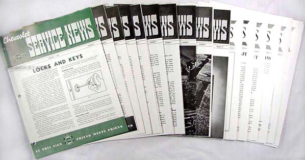 1942 1948 chevrolet car and 42 46 truck wiring diagram manual reprint related items