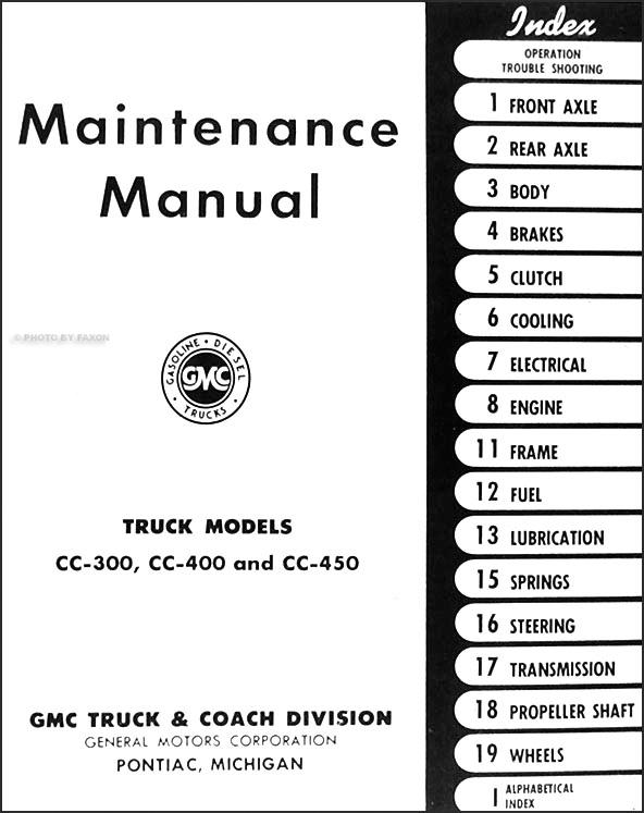 1945 gmc cc