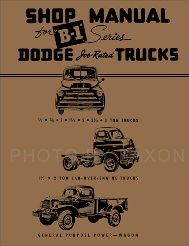 1948 1949 dodge pickup truck repair shop manual reprint b 1 48 49 1948 1949 dodge pickup amp truck shop manual reprint b 1 48 publicscrutiny Gallery