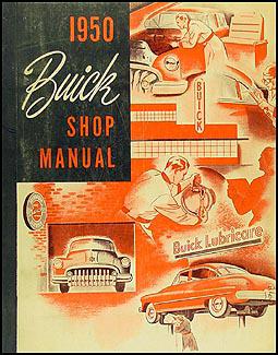 1950 buick shop manual enthusiast wiring diagrams u2022 rh rasalibre co 99 Buick Park Avenue 99 Buick LeSabre Fuse Diagram