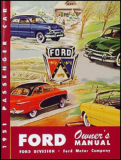 1951FordROM 1949 1951 ford car wiring diagram manual reprint Ford F-250 Wiring Diagram at soozxer.org