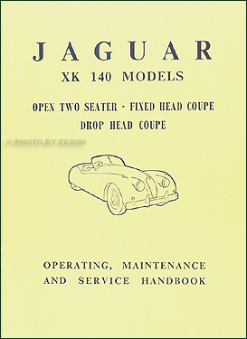 1949-1957 jaguar xk120 xk140 mark vii repair shop manual ... 1954 jaguar wiring diagram
