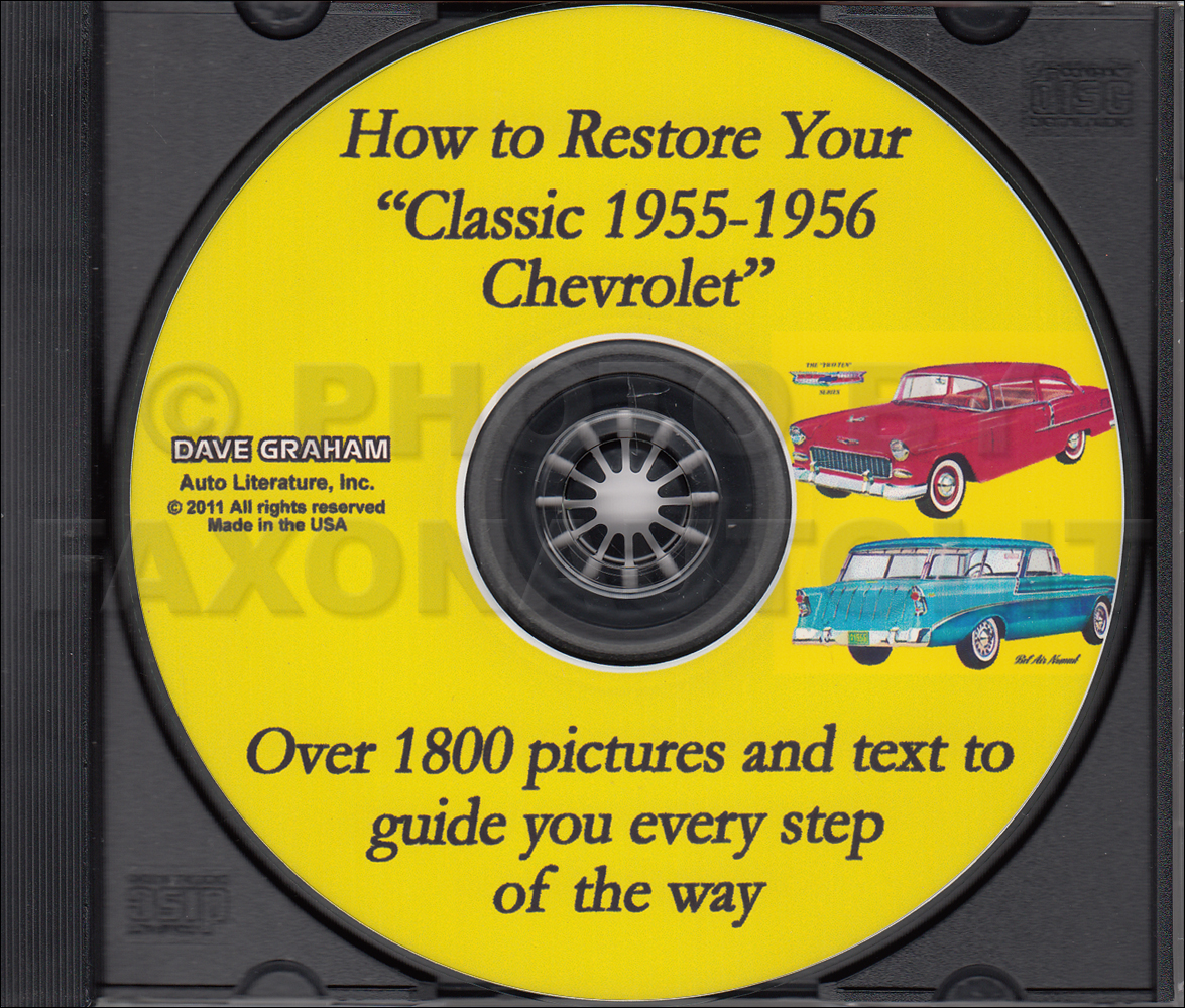 1955 chevrolet body manual pdf