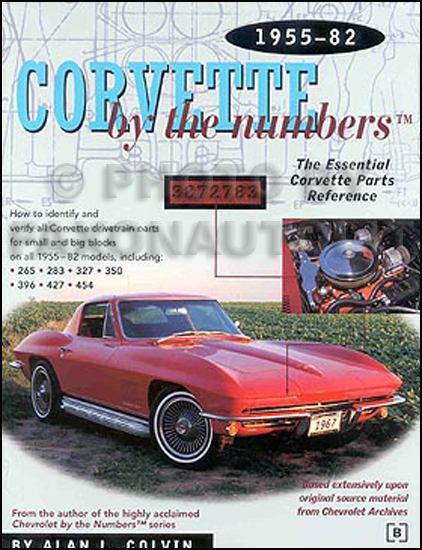 Chevy V 8 Engine Casting And Stamped Numbers 1955 1993 | Autos Weblog