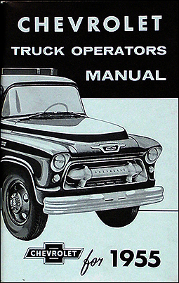 1954 1955 1st series chevrolet truck wiring diagram manual reprint 1955 2nd series chevy truck wiring diagram