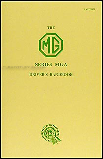 1956 59MGA1500ROM2 1955 1962 mga repair shop manual reprint 1959 mga wiring diagram at soozxer.org