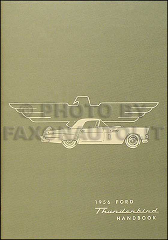 1956 ford thunderbird electrical assembly manual reprint related products publicscrutiny Images