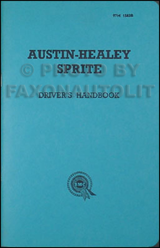 austin healey sprite mg midget originality guide. Black Bedroom Furniture Sets. Home Design Ideas