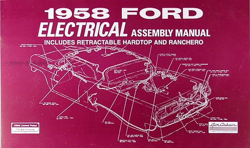 1958 ford ranchero wiring diagram circuit diagram symbols u2022 rh addone tw