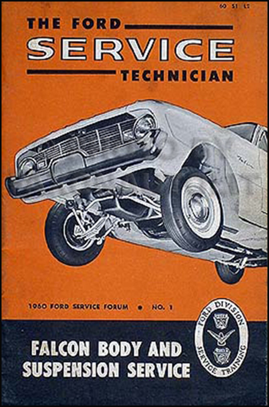 1963 Ford Ranchero Repair Manual