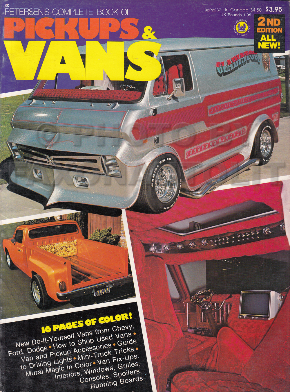 1961 1976 petersens complete book of mini pickups and custom vans 1961 1976 petersens complete book of mini pickups and custom vans 2nd edition solutioingenieria Images