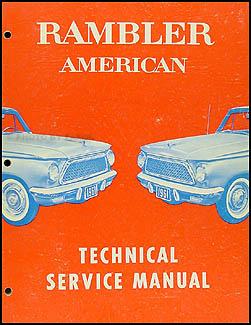 1963 Amc Rambler For Sale