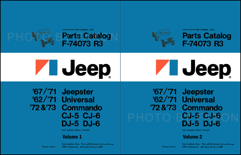 jeep cj repair shop manual original universal cj b a related items