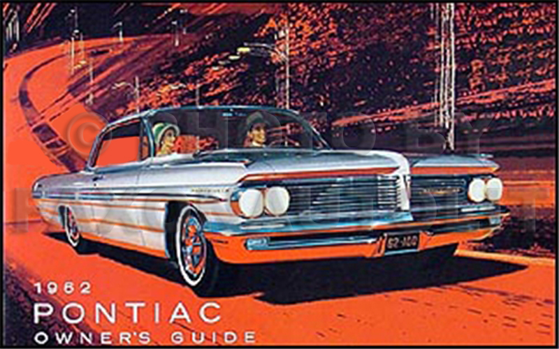 pontiac manual
