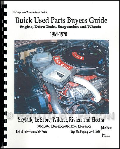 1967 Buick Chassis Repair Shop Manual Original
