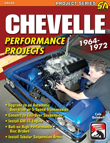 Chevelle Performance Projects 1964-1972