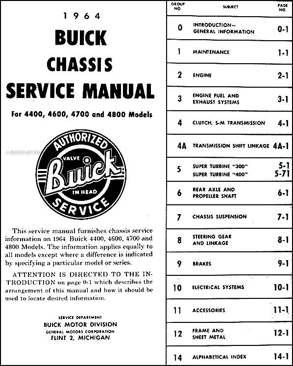 1964 buick repair shop manual original riviera lesabre 1964 buick riviera wiring diagram 1964 buick wildcat wiring diagram #5