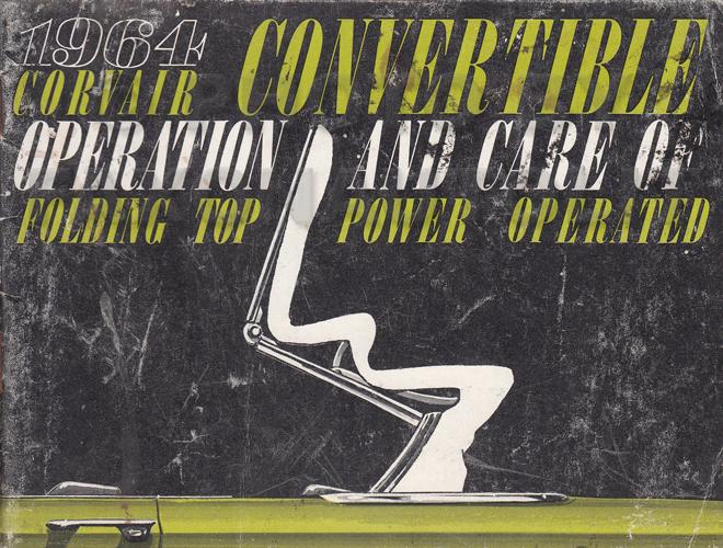 1964 Corvair Cd