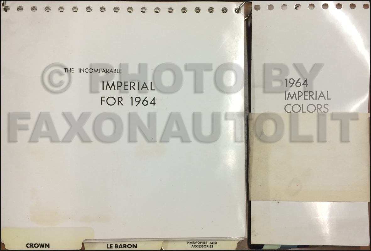 Chrysler Repair Shop Manual CD For Imperial Newport  New - 1964 chrysler newport wiring diagram