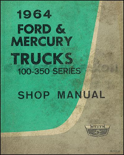 Fordmercury Truckcanadaorm on Ford Truck Wiring Diagrams
