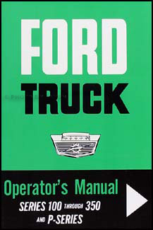 1964 ford f 100 thru f 750 truck wiring diagram manual reprint related items