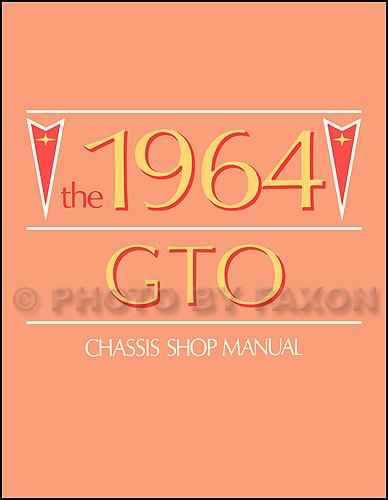 1964 Gto Shop Manual Pleted Wiring Diagrams. 1964 Pontiac Gto Repair Shop Manual Reprint Rh Faxonautoliterature 1965 1969 Judge. Wiring. Judge Gto Wiring Diagram At Scoala.co