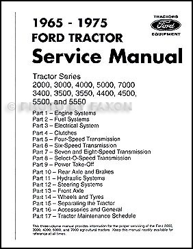 1965FordTractorRRM ford 3600 diesel wiring? yesterday's tractors readingrat net 1964 ford 2000 tractor wiring diagram at letsshop.co