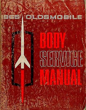 1965 oldsmobile body manual original 442 cutlass 88 98 starfire. Black Bedroom Furniture Sets. Home Design Ideas