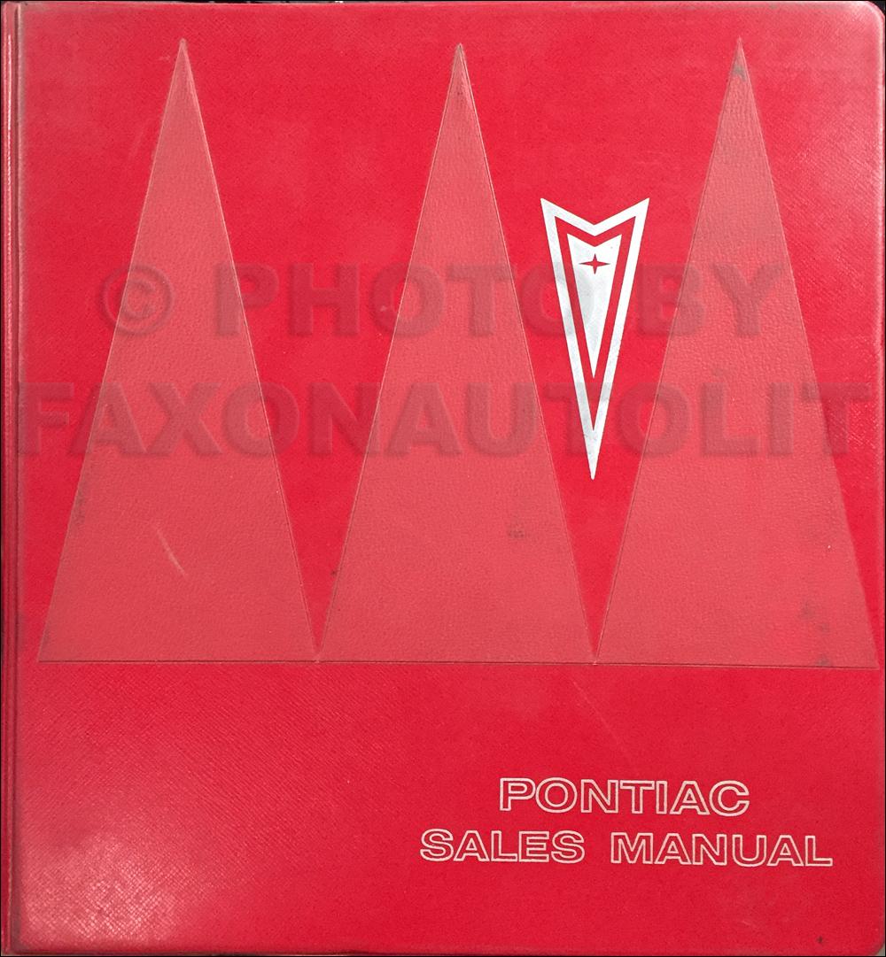 Pontiac Air Conditioning Repair Shop Manual Reprint - 1965 pontiac catalina wiring diagram