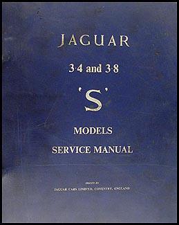 Search 1963 1964 jaguar 34s and 38s repair manual original asfbconference2016 Images