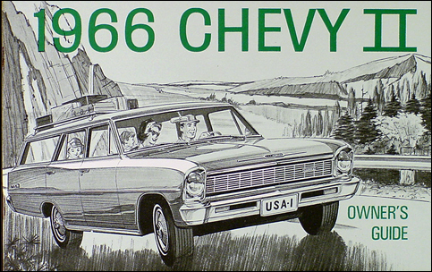 1966ChevyIIROM 1966 chevy ii & nova wiring diagram manual reprint 67 Chevy 2 Nova at sewacar.co