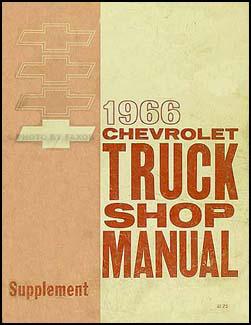 1966 chevrolet pickup truck repair shop manual original supplement rh faxonautoliterature com 1968 Chevy Truck 1972 Chevy Truck