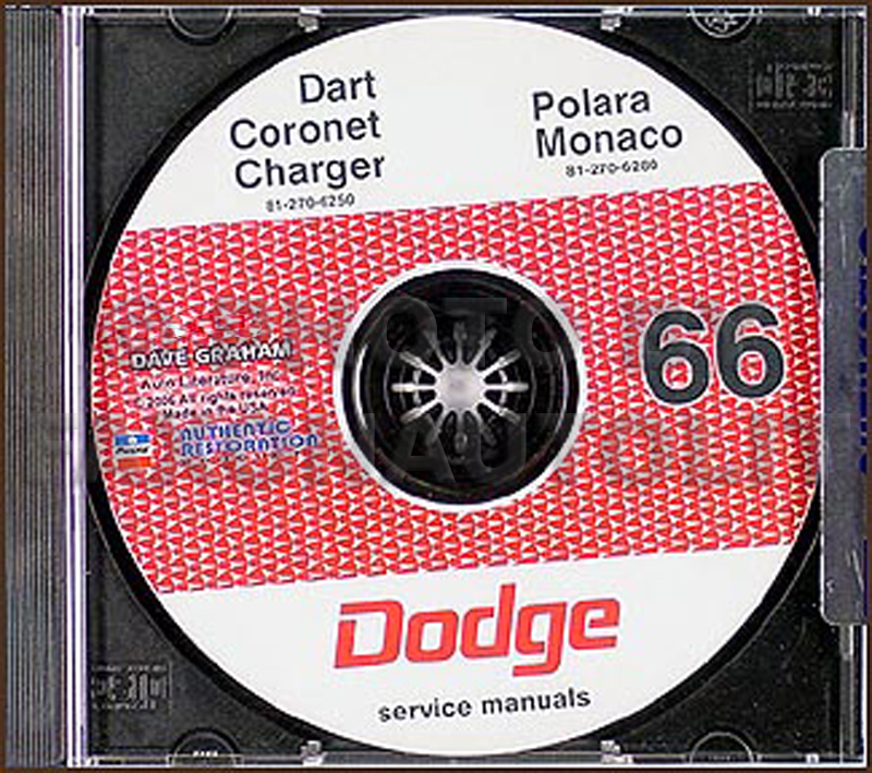 dodge coronet dart repair shop manual original charger related items