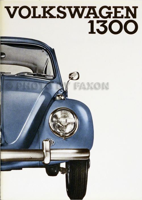 1966 Bug And Karmann Ghia Repair Shop Manual Reprint