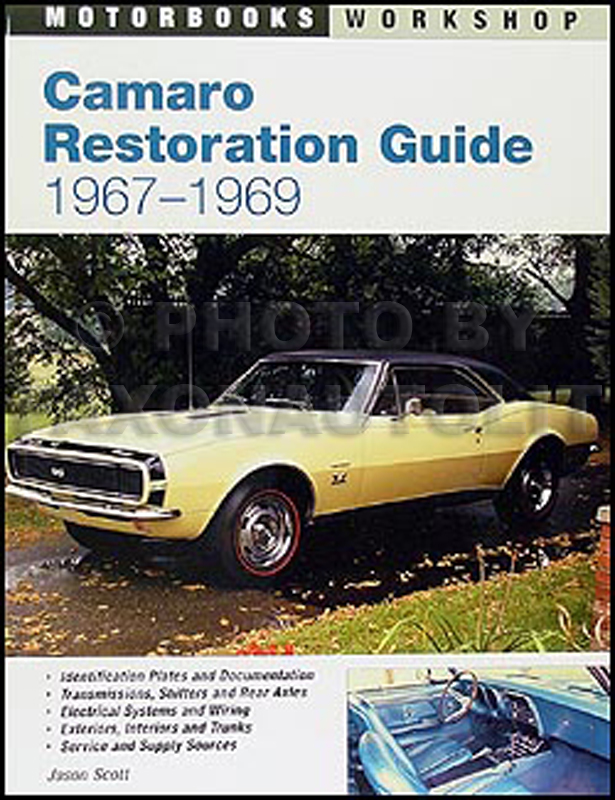 1967 1969 camaro restoration guide rh faxonautoliterature com 1969 camaro manual for sale manual steering box for 1969 camaro
