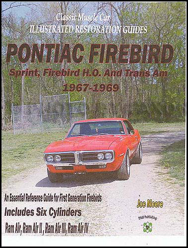 1967 69FirebirdRestoration 1967 1969 pontiac trans am and firebird restoration guide 1929 Pontiac Sedan Model at gsmportal.co