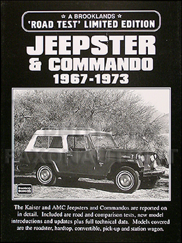 1967 73JeepsterCommanderRoadTest search 12 Volt Switch Wiring Diagram at mifinder.co