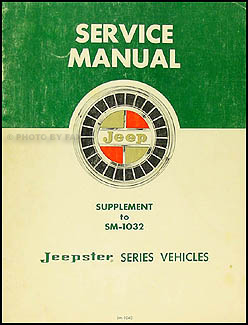 1967JeepsterORMS 1967 1971 jeepster & commando repair shop manual reprint 1968 jeepster wiring diagrams at n-0.co