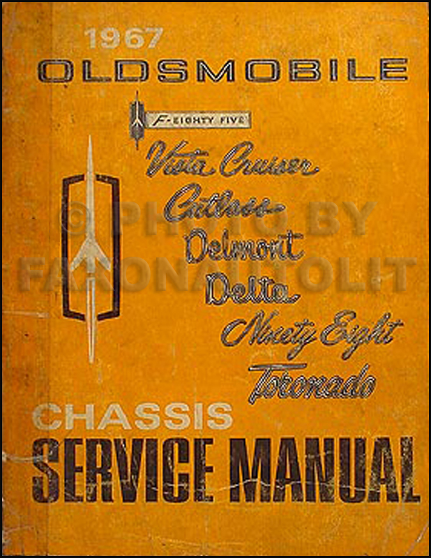 1967OldsmobileORM 1967 oldsmobile repair shop manual reprint 1967 olds 442 wiring diagram at gsmx.co