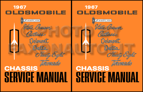 1967OldsmobileRRMpSet 1967 oldsmobile repair shop manual reprint 1967 olds 442 wiring diagram at gsmx.co