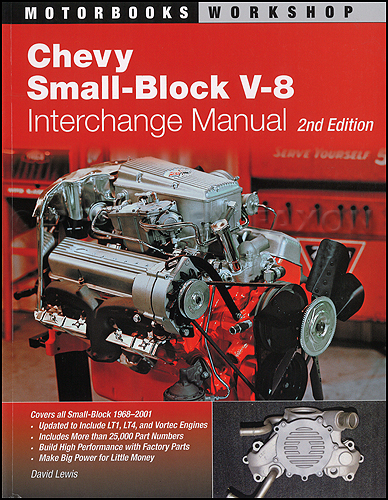 1968-2001 Chevy Small-Block V-8 Interchange Manual