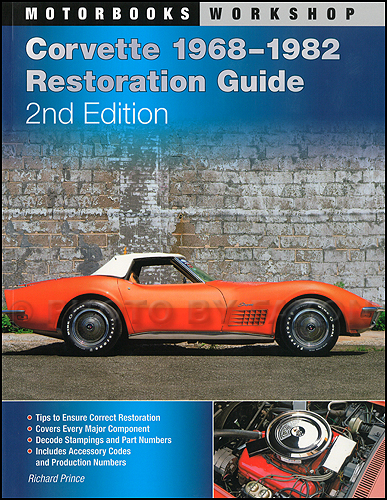 1977 Chevy Car Repair Shop Manual Original Camaro