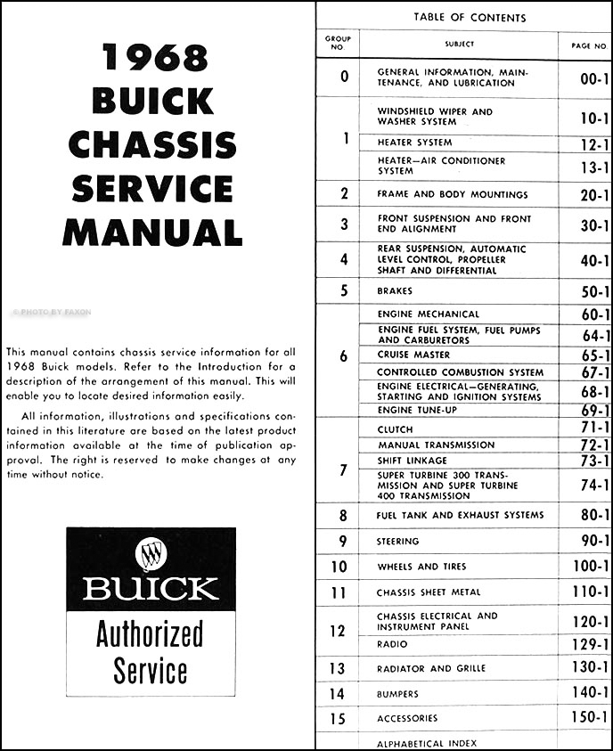 Buickorm Toc on 1940 buick wiring diagram