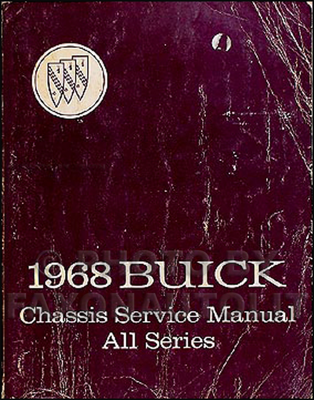 1968BuickORM 1968 buick repair shop manual original all models 1969 Buick GSX at gsmx.co