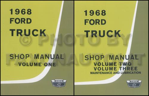 1969 Ford Truck Wiring Diagram Original F100 F250 F350 F1000 Pickup
